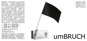 Flyer umBRUCH | Infos